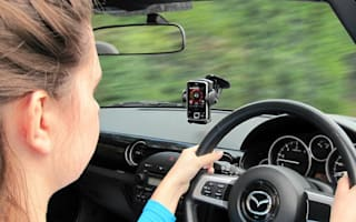 Facebook the latest distraction to soaring number of motorists on the phone