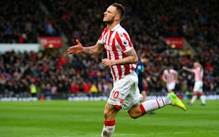 Stoke City 2 Middlesbrough 0: Arnautovic rediscovers home comforts as Karanka's worries worsen