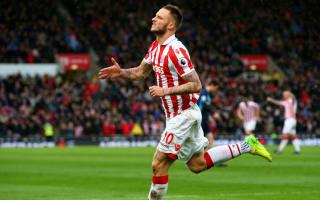 Stoke City 2 Middlesbrough 0: Arnautovic rediscovers home comforts as Karanka's worries worsen