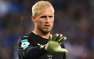 Schmeichel targets quick return after surgery