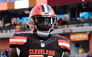 Browns ink Collins to four-year deal
