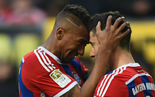 Boateng: Lewandowski more complete than Aubameyang