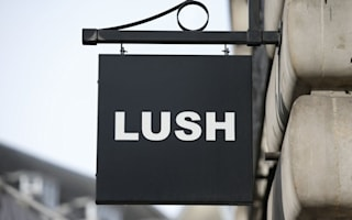Lush 'favourite high street shop'