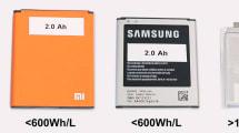 El año que viene podremos tener baterías que duran el doble