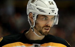 Bruins' McQuaid won't miss time after skate slices neck