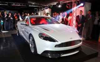 Aston Martin in centre of bidding war