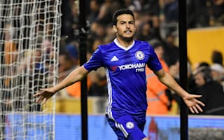 Wolves 0 Chelsea 2: Pedro and Costa send Conte's men through