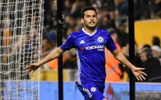 Wolves 0 Chelsea 2: Pedro and Costa send Conte's men through
