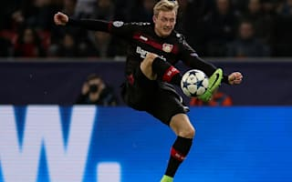 Reported Liverpool target Brandt happy in Germany