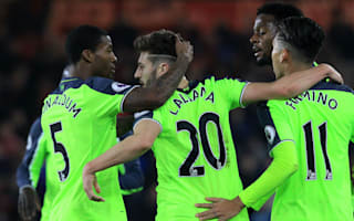 Middlesbrough 0 Liverpool 3: Lallana and Origi fire rampant Reds to second