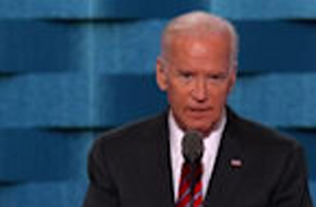 Biden attacks Trump on national security