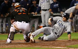 Orioles complete comeback with incredible play at the plate
