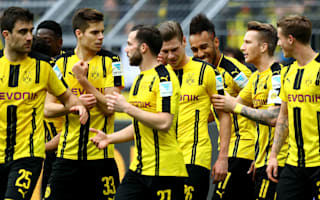 Borussia Dortmund 6 Bayer Leverkusen 2: Late flurry embarrasses visitors and leaves Schmidt on the brink
