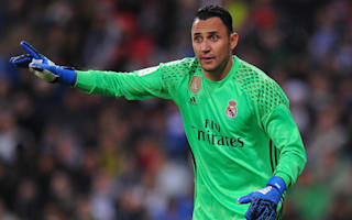 De Gea? Navas wants long-term stay at Real Madrid
