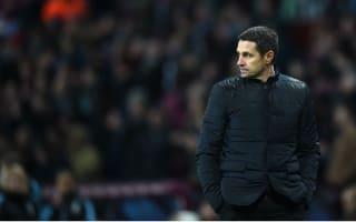 Garde: Villa earned luck in Palace victory