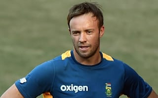 De Villiers a doubt for Australia series