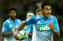 Ioane stars as Blues thump Rebels in Super Rugby opener