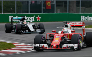 Vettel: Ferrari should challenge at every Grand Prix