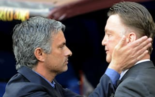 Van Gaal: Mourinho has not called me and I will not call him