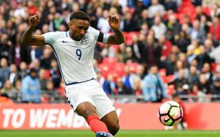 Emotional Defoe back in the goals for England