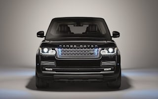 Jaguar Land Rover reveals its first Armoured Range Rover