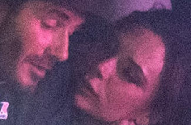Victoria and David Beckham look loved-up at Glastonbury