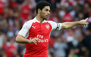 Arteta could join City as coach or still play - Wenger
