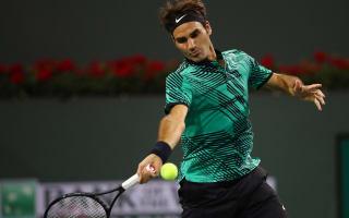 Federer sets up Nadal blockbuster at Indian Wells