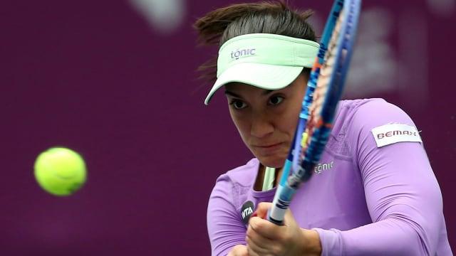 Peng Shuai wins first WTA Tour title at Tianjin Open
