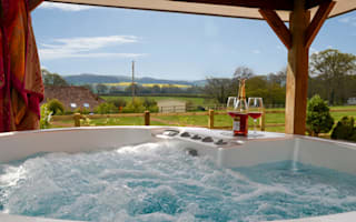 Win! £500 to spend on a romantic cottage break with The Little Domain