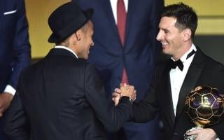 Barcelona stars snub FIFA awards gala