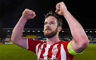 Tributes after sudden death of Derry City FC captain Ryan McBride at 27
