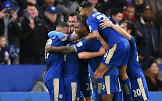 Infantino hails Leicester title as 'the magic of football'