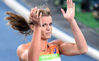 Today in Rio: Sensational Schippers set for 200m showdown, Bolt continues 'triple-triple' bid
