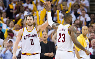 Cavs, Warriors win as Thunder fall to Trail Blazers