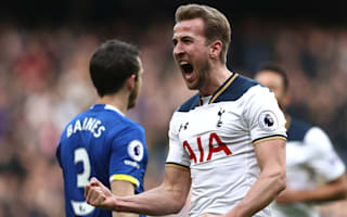 On-fire Kane scoops Player of the Month prize for February