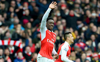 Winning goal was a beautiful feeling - Welbeck