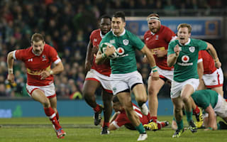 O'Halloran double helps second-string Ireland to comfortable win