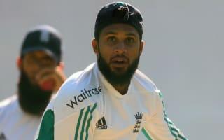 Positive mindset key for England on day three - Rashid
