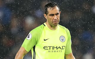 Bravo, Claudio! City's beleaguered keeper gets backing from Chile boss Pizzi