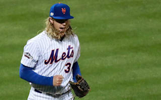 Mets ace Syndergaard told not to resume throwing for six weeks