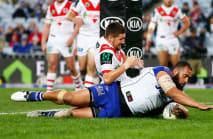 Resolute Bulldogs strengthen Finals grip over Dragons