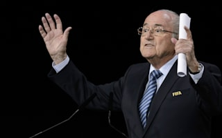 Blatter gets birthday snub from FIFA
