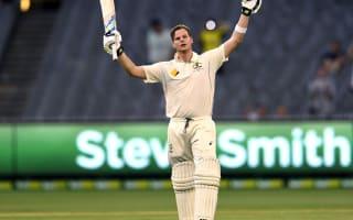 Smith scores century before rain hits MCG again
