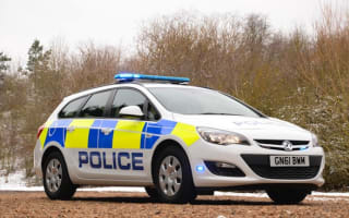 Tech-loaded Vauxhall Astra wins Police challenge