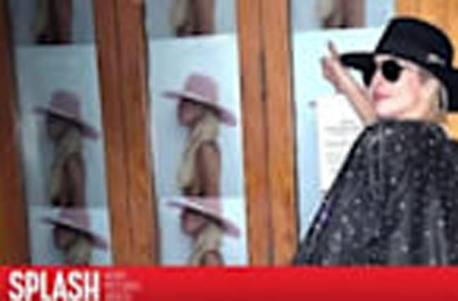 Lady Gaga Promotes New 'Joanne' Album at Old Stomping Grounds