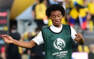 Colombia v Costa Rica: Pekerman's men seeking top spot