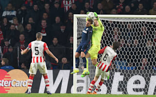Cocu: PSV can still progress