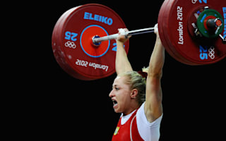 Ukrainian weightlifter Kalina stripped of Olympic bronze