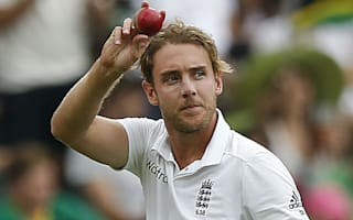 Fuller length key to Broad masterclass